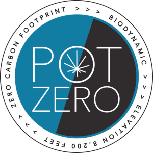 pot zero colorado logo