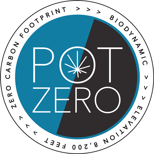 pot zero organic colorado cannabis farm
